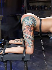 Lola is one sexy bitch that is a real masochist. She love the pain so much that this slut starts...