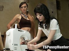 Charlotte Sartre is an aspiring designer who is having trouble with her styles. Venus Lux is a...