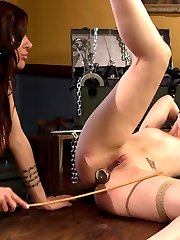 Kristine Kahill is an all natural petite 20 year old obsessed fan of Gia Dimarcos. Shes caught...