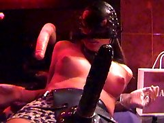 HARD FORCED SEX with ANNA PASSION at THE HAMBURG EROTIC CENTER