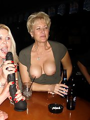 Tracy, Dee and the entire gang head out for a night of drinks and hijinx with some members of the site.