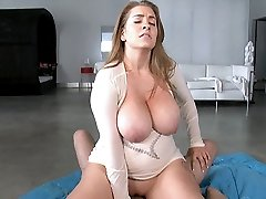 So today on Big Tit Round Asses we have the stunning and ever so sexy Kali West. This girl is fucking delicious, beautiful blue eyes, big enormous fucking juicy fun bags