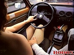 Seventies driving lessons