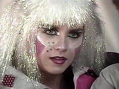 Candie Evans, Erica Boyer, Sharon Mitchell in vintage sex video