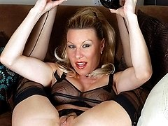 Lots of sheer black nylon, with vintage bra, garter belt and classic black Harmony Points to feast your eyes on, plus the delectable and very naughty Saffy of course!