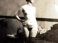Nude pics from the thirties