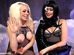 In Part four of Kinks first cross site Webseries Barbarella A Kinky Parody, Lorelei Lee stars as...