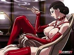 hentai sole fetish