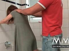 MMV Films Super-sexy German housewife loves a big dinky