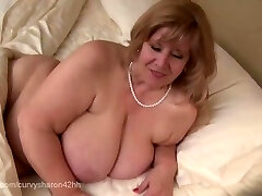 Mummy gives you your first blowjob