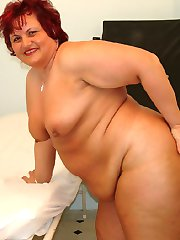 Fat mature lady gets drilled in the doctor's office!
