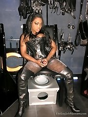 Big Black Strapon