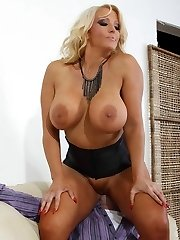 Mean Amazon Bitches.com Where Voluptuous round dolls smother helpless lil' wimps into submission