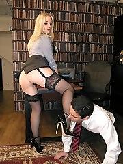 Office Shoe Pervert