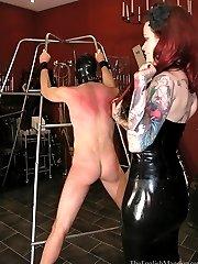 Tied 'n' Flogged