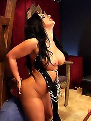 Mean Dungeon Space.com featuring Domme Bella Reese