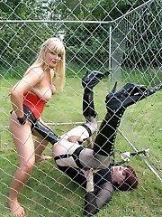 Caged Monster Belt Dick
