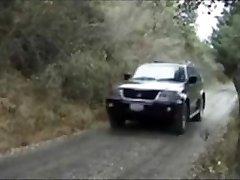 Runner arrested for trespassing gets torn up by faggot