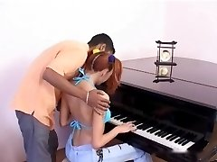 Piano lessons for Wendy