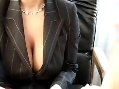 F60 Big Boobs OFFICE FUCK