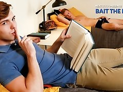 Ty Thomas & Christian Bay in Bait the Bore - NextDoorBuddies