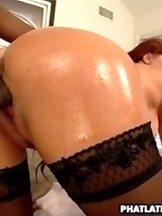 sweet latina ass gets fucked
