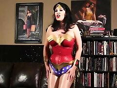 Wonder woman  Transforms