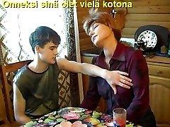 Slideshow with Finnish Captions: Mom Elisabeth 1