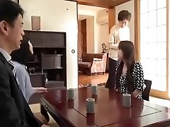 Japanese Granny Nails Ex-husband