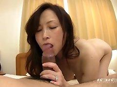 290 Miyama Ranko Suppin Mature Woman Beautiful Witchs Real Face