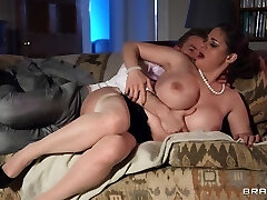 Jane Doe Private Chisel Free Vid With Cathy Heaven & Danny D - Brazzers