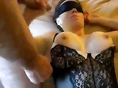 Busty slutty wife group fuck-fest party