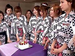 مجنون اليابانية عاهرة في أفضل JAV رقابة بالإصبع, كبير الثدي فيلم