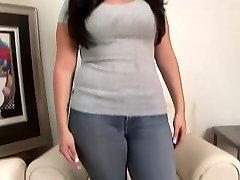 كلية كتي مع ضخمة الثدي يحصل سئل عن الجنس فتيات الاحلام