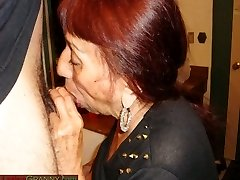 LatinaGranny granny suck off compilation