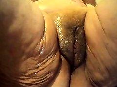 Eros & Music - BBW Linda Oil Vagina