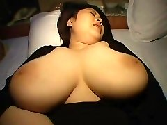 Big-boobed BBW ASIAN NUBIAN