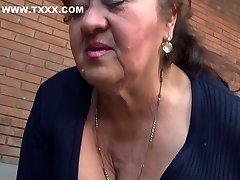 Crazy pornstar in best latin, hefty tits adult scene