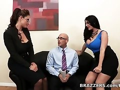 Good-sized Bra-stuffers at Work: Acing the Interview