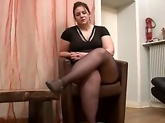 sexy Bbw goes to casting