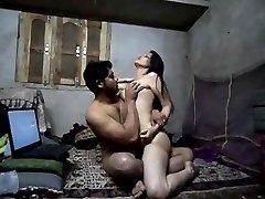 Desi Couple Erotic Wild Shag