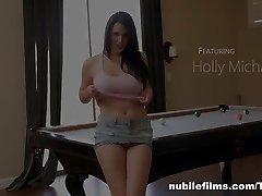 NubileFilms Video: Here To Play