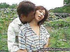 Chisato Shouda Chinese mature gal gets part3