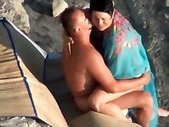 Fuck on the beach