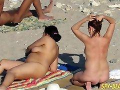 Voyeur Unexperienced Naked Beach MILFs Hidden Cam Close Up