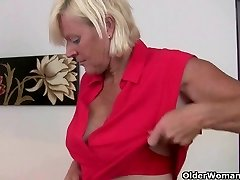 Office grandmothers in pantyhose need to get off