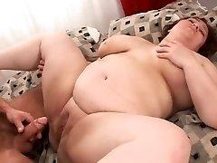 Mature Ginormous Fat Cream Pie 8