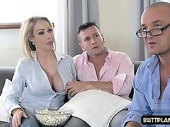 Large tits pornstar titty fuck and jism in mouth