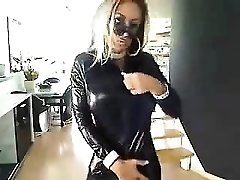German striptease on web cam - more flicks on sexycams8 org