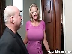 Awesome hot excellent big boobs blonde slut part3
